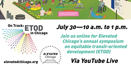 On Track: Elevated Chicago's 2021 Symposium on ETOD tickets