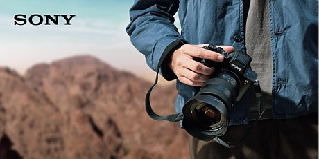 Sony Photography Tips and Tricks - Live Online with Samy's Camera tickets
