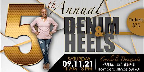 Winning Women with London Royal Presents: Denim & Heels - Girl Power tickets