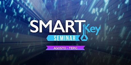 Seminario Smart Key - Tepic boletos