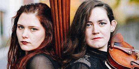 Frequency Series Presents: Liza Sobel & Jonathan Hannau / Deaf Rabbit tickets