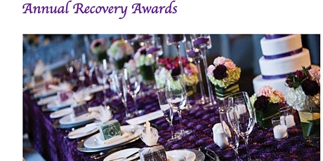 The Annual Recovery Awards tickets