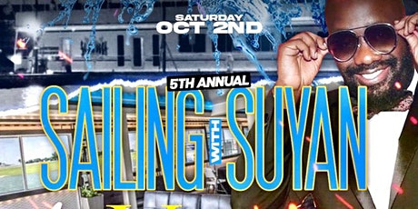 5th Annual Sailing With Suyan tickets