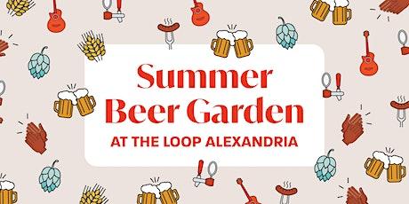 Summer Beer Garden Series tickets