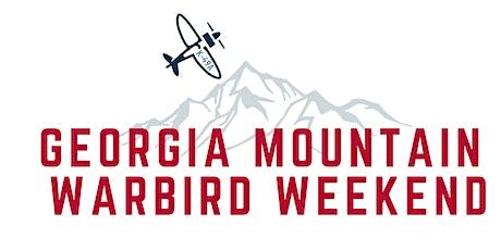 Georgia Mountain Warbird Weekend Gala tickets