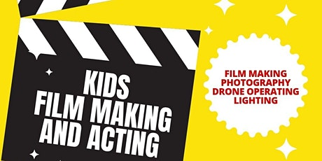 KIDS FILM & ACTING CAMP featuring EMMY AWARD WINNER  - MICHELLE WATSON tickets