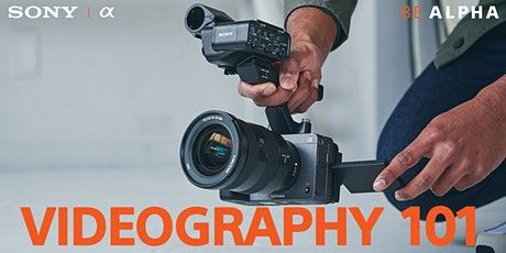 Videography 101 with Sony Alpha- Live Online with Samy's Camera tickets