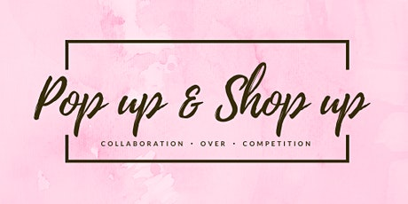 Pop up & Shop up X Lincoln Eatery tickets