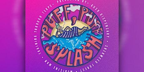 Puff Puff Splash tickets