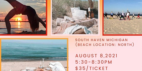 Summer Well and Vibe Beach Event tickets