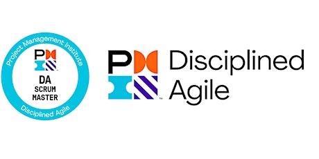 Disciplined Agile Scrum Master (DASM) [ONLINE] tickets