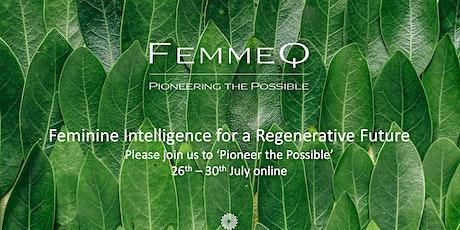 Feminine Intelligence for a Regenerative Future tickets