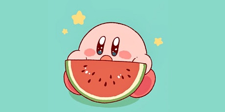 60 min Learn to Draw A Cute Art Lesson: Watermelon @1PM (Ages 4+) tickets