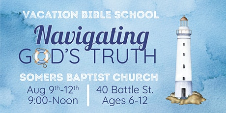 Vacation Bible School 2021 tickets