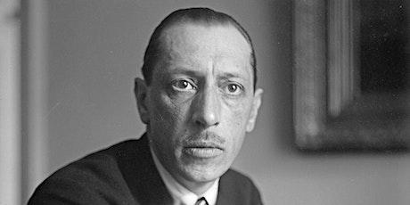 Elegy for Stravinsky   Victoria Martino Special Concert tickets