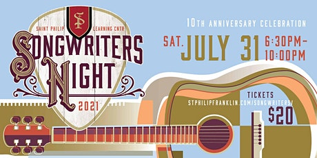 Songwriters Night tickets
