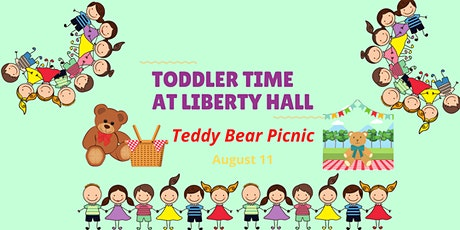 Toddler Time at Liberty Hall: Teddy Bear Picnic tickets