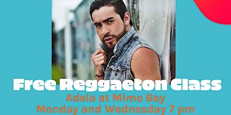 The Movement: Intro to Reggaeton [FREE CLASS] tickets