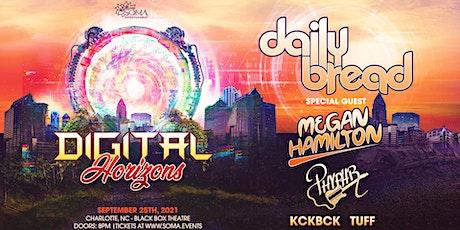 Digital Horizons • Daily Bread • Blackbox Theater • Charlotte, NC tickets