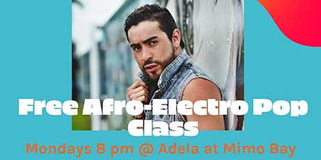 The Movement: Intro to Afro-Electro Pop [FREE CLASS] tickets
