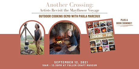 Cooking Outdoors Demo with Paula Marcoux tickets