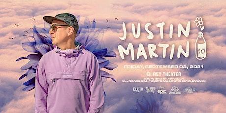 JUSTIN MARTIN  - Chico, CA tickets