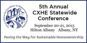 2015 CXHE Statewide Conference
