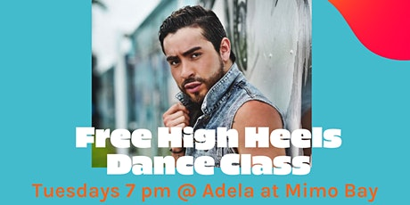 The Movement: Intro to High Heels Dance Class [FREE CLASS] tickets