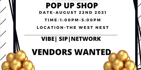 You Know the Vibes - Pop Up Shop tickets