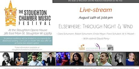 Elsewhere: Through Night & Wind (3 pm Live-Stream) tickets