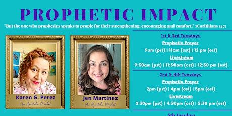 Prophetic Impact tickets