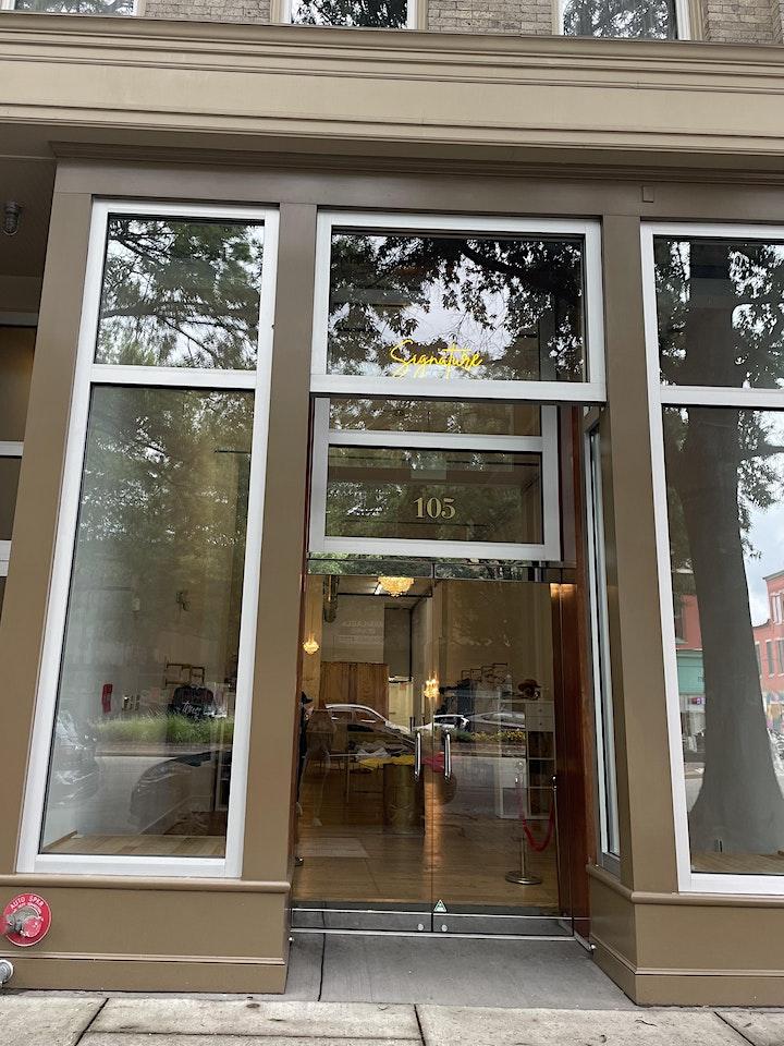 Signature Boutique/Jules Eyes Pop Up Shop image