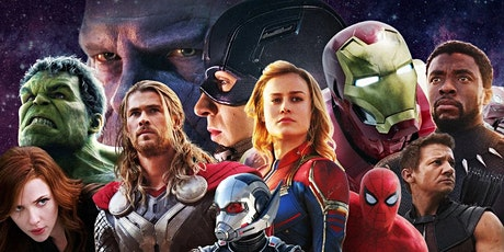 Marvel Cinematic Universe Trivia at Railgarten tickets