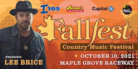 I-105 Fallfest 2021 tickets