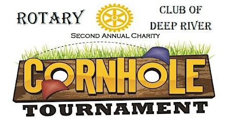 2nd Annual Rotary Club of Deep River CornHole Tournament tickets