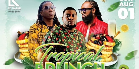 TROPICAL BRUNCH & AFTER PARTY tickets