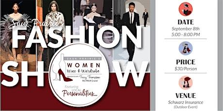 Women, Wine & Wardrobe tickets