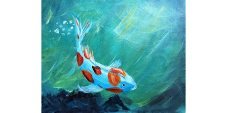"""SPECIAL SUMMER SPLASH at Woodhouse Wine Estates, Woodinville - """"Koi Fish"""" tickets"""