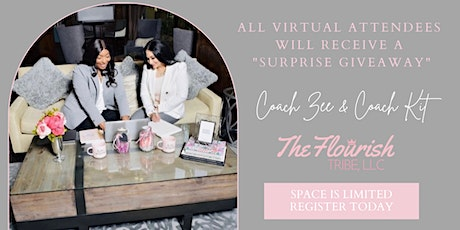 FAITH-BASED WORKSHOP: 10 Powerful Self-Care Techniques to Help You FLOURISH tickets
