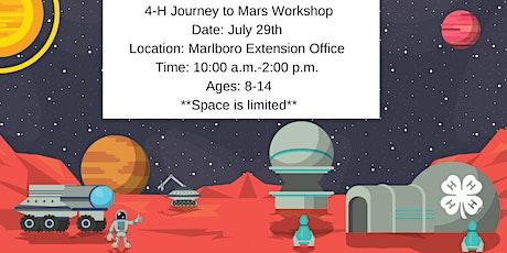 Marlboro Journey to Mars tickets