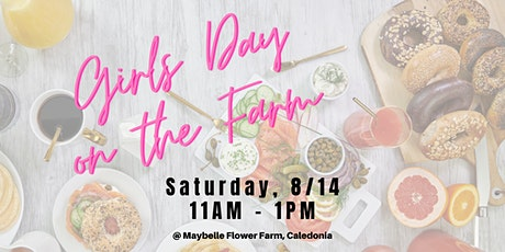 Girl's Day on the Farm - Brunch & Canning tickets