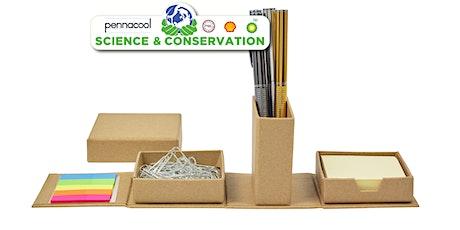 Science Cardboard Desk Organizer Std 1-3 tickets
