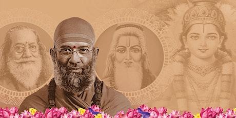 Guru Purnimā Full Moon Online Retreat tickets