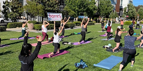 Summer Series: FREE Outdoor Class with barre3 Los Altos tickets
