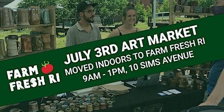 The Steel Yard Art Markets tickets