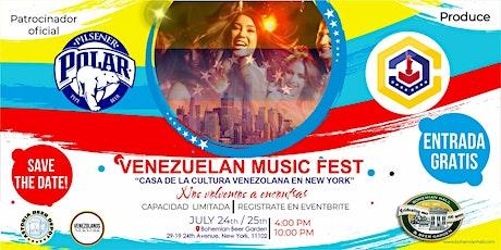 Venezuelan Music Fest tickets