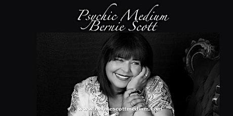 Evening Of Mediumship with Medium Bernie Scott –  Worcester tickets