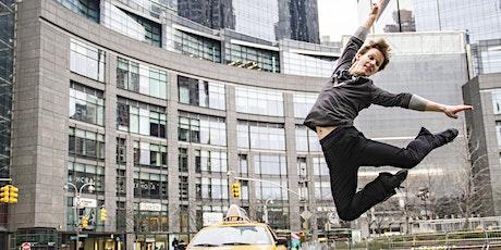 Master class with Daniel Ulbricht, Principal Dancer with NYCB entradas