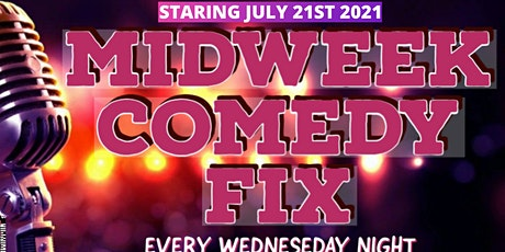 """THE MIDWEEK COMEDY FIX - """"LAUGHS @ THE LOFT"""" tickets"""