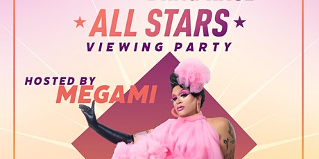 RuPaul's Drag Race WATCH PARTY Hosted by Megami tickets